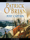 Post Captain (MP3): Aubrey / Maturin Series, Book 2